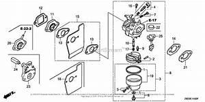 Honda Engines Gcv190la N5av Engine  Usa  Vin  Gjaaa