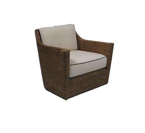 palisades lounge chair wicker material indoor