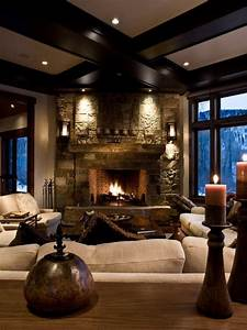 Rustic and cozy home decor | Stunning places & spaces ...
