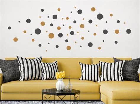 Wandgestaltung Kinderzimmer Kreise by Punkte Set In 2019 Kreative Wandtattoos Inspirierende