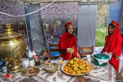 cuisine festive photos cuisine festival held in hamedan