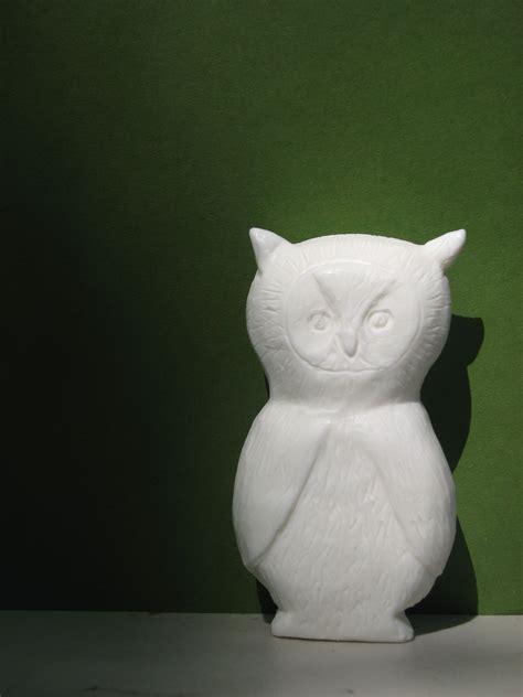 owl soap carving   birds  vermont museum soap