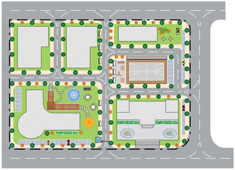free floor plan layout architectural layout software