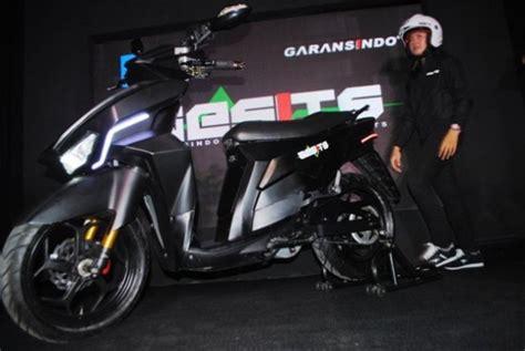 Gambar Motor Gesits Electric by 11 Ribu Motor Listrik Gesits Siap Diproduksi Tahun