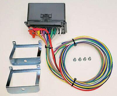 Universal Waterproof Fuse Relay Box Panel Cooper Bussmann