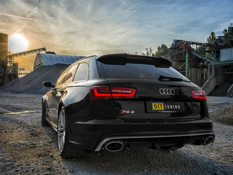 Audi Rs6 By Oct Tuning 1024 X 768 Wallpaper