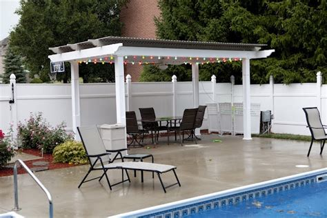 17 best images about raised patio cover on