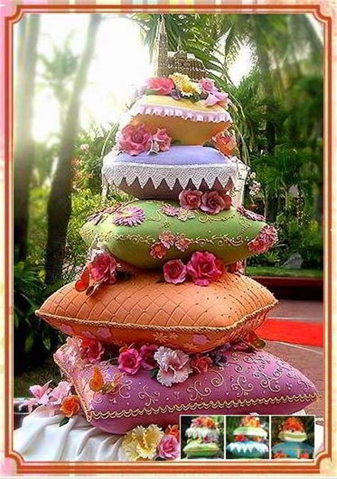 Aleda Costa Unique Wedding Cakes