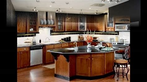 los mejores  disenos de cocinas integrales de lujo youtube