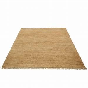 tapis chavika 100 chanvre unique et sur mesure With tapis en chanvre
