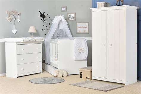 chambre bebe com chambre bébé grain d 39 orge blanche