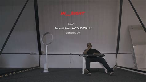 ep samuel ross  cold wall youtube