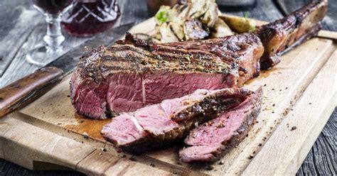 comment cuisiner une cote de boeuf comment cuire une côte de bœuf