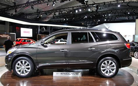 Buick Enclave History, Photos On Better Parts Ltd