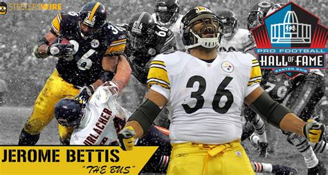 steelers  honor jerome bettis  special ring ceremony