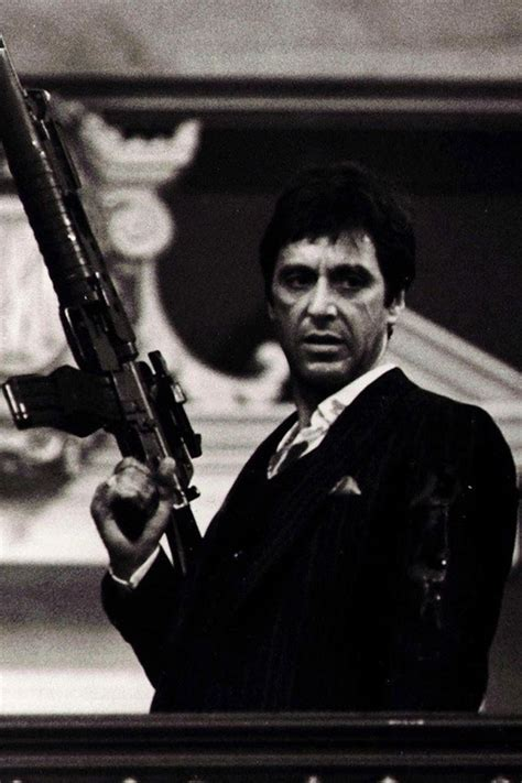 Scarface Tony Montana  Tony Montana Wallpaper for iPhone