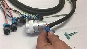 Wiring Diagram  Caterpillar 14 Pin To 8 Pin Connector