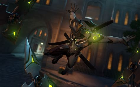 Overwatch Genji Guide Strategy Tips And Tricks Dot