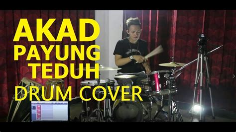 Payung Teduh / Hanin Dhiya Version (drum Cover) By