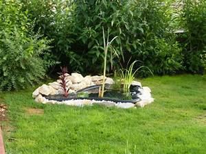 27 idees pour le bassin de jardin preforme hors sol for Petit bassin de jardin