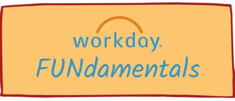 Workday FUNdamentals: FDM Crossword - IMAGINE