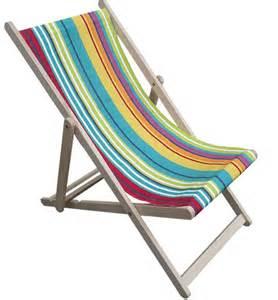 Beach Chair Canvas deckchairs folding wooden deck chairs the stripes