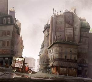 Art Concept Paris : a monster in paris carlos felipe leon ~ Premium-room.com Idées de Décoration