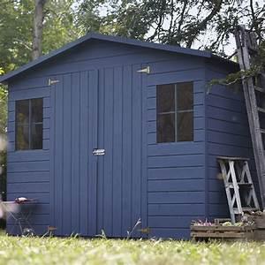 Abris Bois De Chauffage Leroy Merlin : abri de jardin bois kluane mm leroy merlin ~ Farleysfitness.com Idées de Décoration