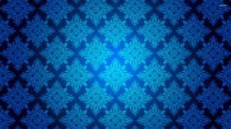 blue vintage pattern wallpaper vector wallpapers 864