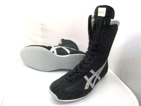 Asics Boxing Shoes (black