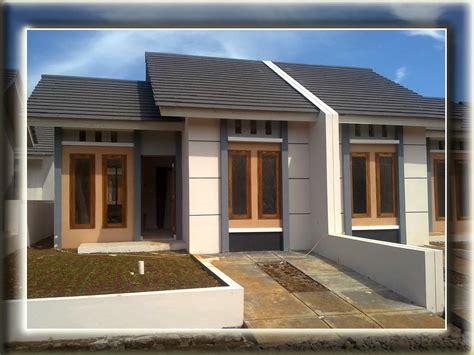 desain rumah minimalis type  simpel  indah