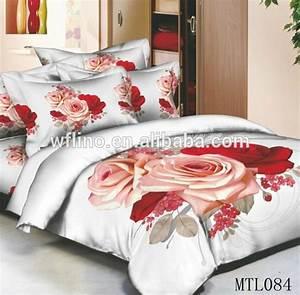 China 100% Cotton Bedding Wholesale Bedding Set 3d/home ...