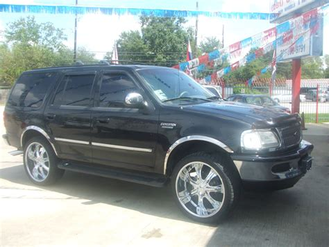richrude  ford expedition specs  modification