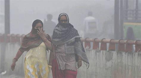 delhi pollution   air quality index