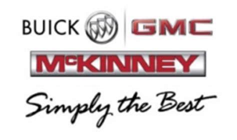 mckinney buick gmc voted  domestic car dealer