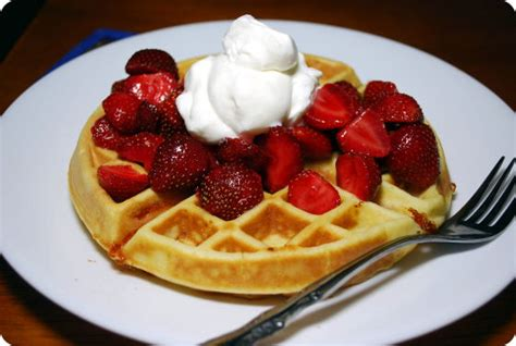 cottage cheese waffles cheesy idea seasoned cooking