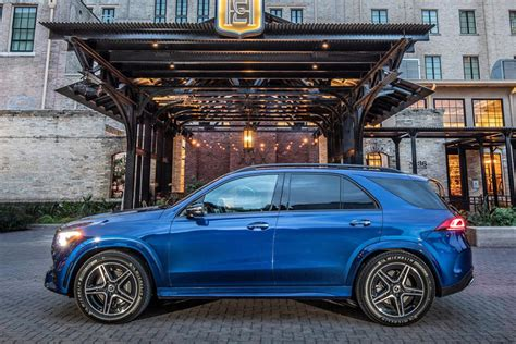 For example, the gle is the first súv in. Mercedes Unleashes 2020 GLE 580 With V8 Power | CarBuzz