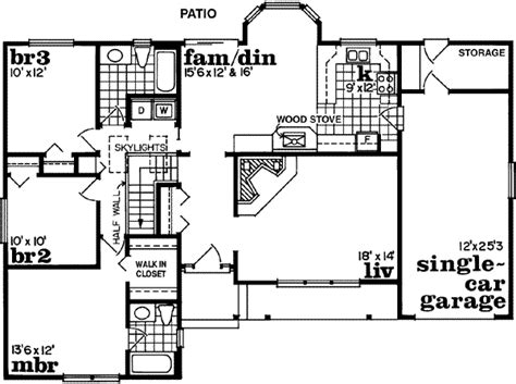 buat testing doang master bath buat testing doang 1 bedroom 1 bath cottage plan with measurements