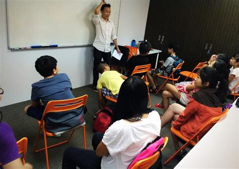 Study Room Is A Tuition Centre That Helps Kids Learn Beyond Classroom
