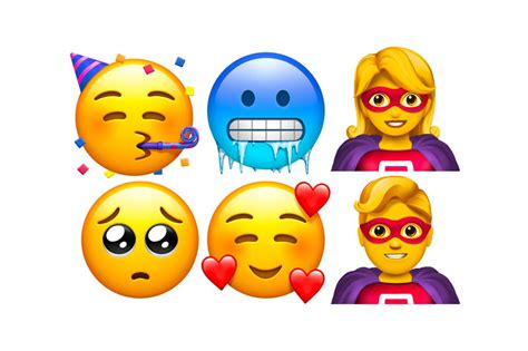 Apple's Ios 12.1 Includes Over 70 New Emojis