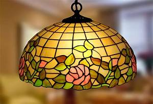 Tiffany Lampen Shop : tiffany lampen polarfox hanglamp rose 41cm ~ Watch28wear.com Haus und Dekorationen