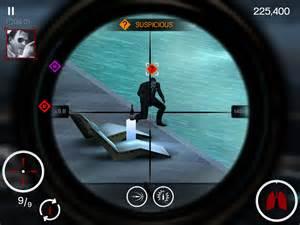 Hitman Sniper Games