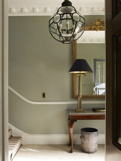 the best paint colours for small hallways for the home