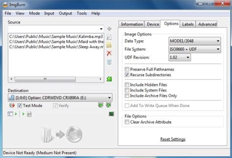 download imgburn windows xp