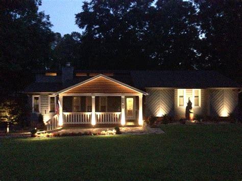 6 Reasons For Outdoor Lighting  Kg Landscape Management