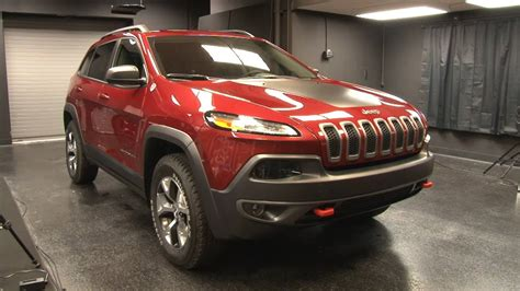Jeep Cherokee Hatches Some Easter Eggs