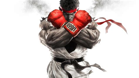 Ryu Street Fighter Wallpaper