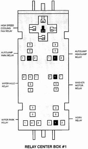 2000 Ford Taurus Relay Diagram 27784 Centrodeperegrinacion Es