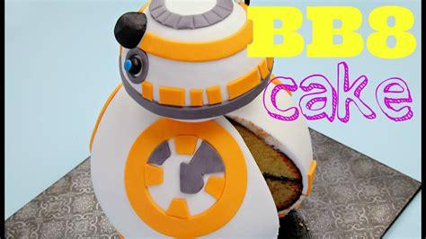 star wars template cake bb 8 star wars cake cake style youtube