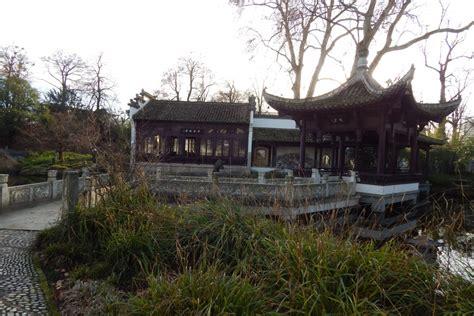 Der Chinesische Garten Frankfurt by Der Chinesische Garten Im Bethmannpark Eine Echte Oase